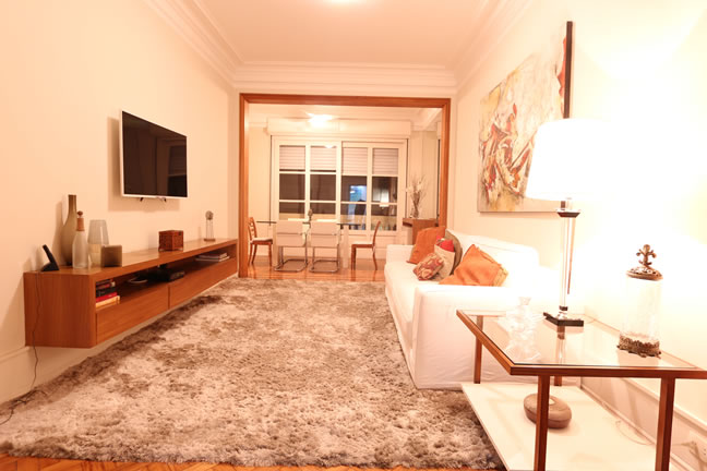 Apartamento de luxo 3 Bedroom 344