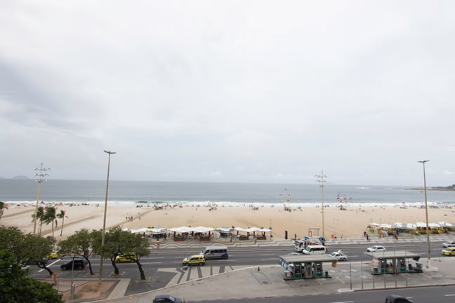 Copacabana Frente Mar Ideal